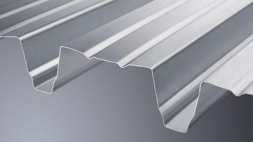 Corrugated Roofing 86mm