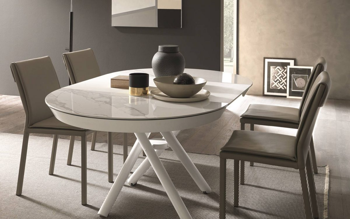 table relevable et extensible ronde story