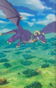 Want to fly around a fantasy world on the back of a dragon? Yes please!