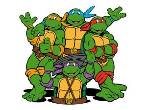 The Turtles I grew up with