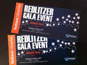 redlitzer tickets