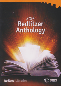 2013redlitzerAnthology