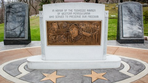 Charles Tate – The Tuskegee Airmen Story