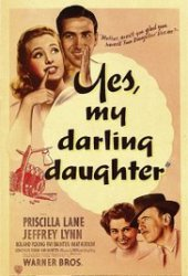Yes my darling daughter poster