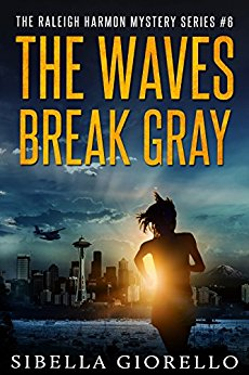 Waves Break Gray by Sibella Giorello