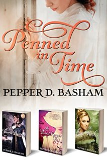 Penned in Time -Pepper Basham