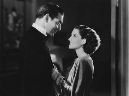 Clark Gable & Norma Shearer