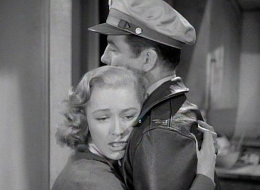 Robert Taylor & Eleanor Parker in Above and Beyond