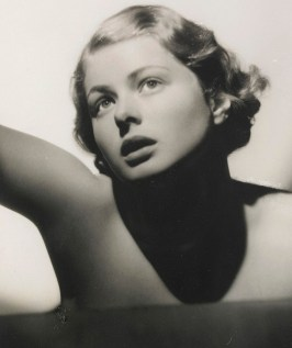 Ingrid Bergman -young 1