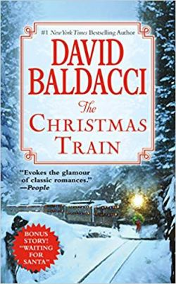 The Christmas Train -Baldacci