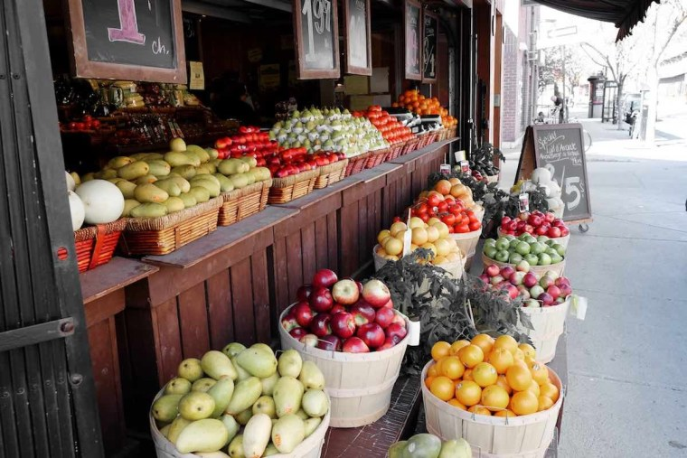 Kunst des Verkaufens: Äpfel und Birnen