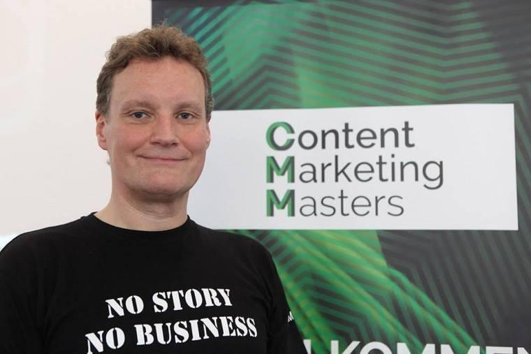 Der StoryMaster - Content Copyright: Joachim Günster ist seit über 30 Jahren im Verkauf tätig.
