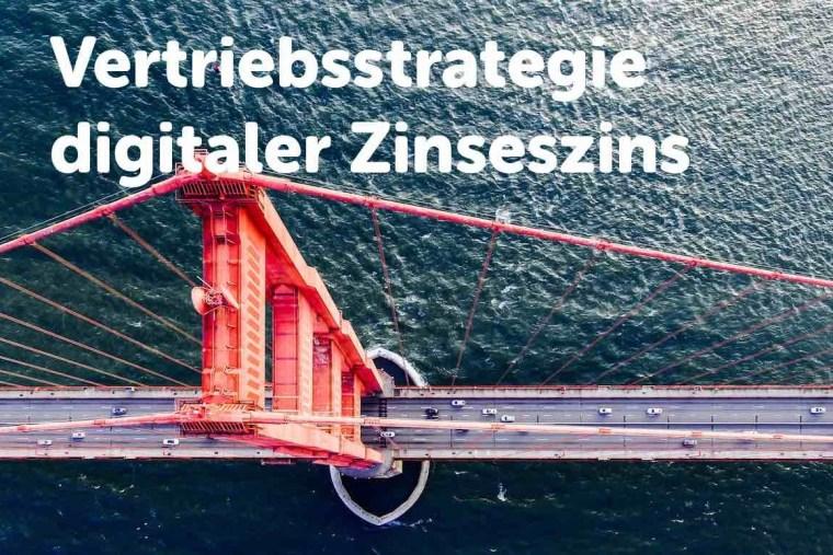 Vertriebsstrategie: Digitaler Zinseszins