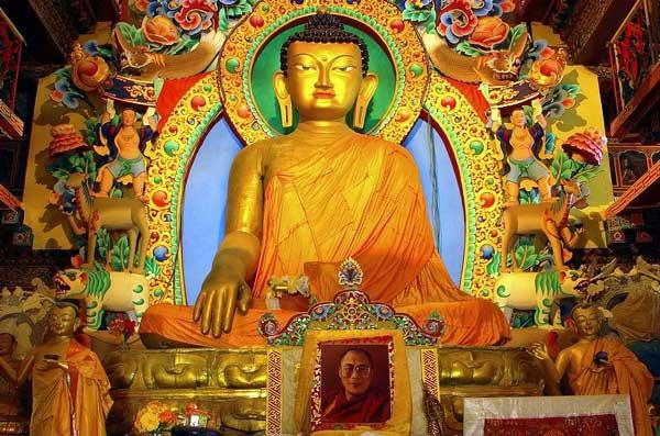Monastery-at-Tawang