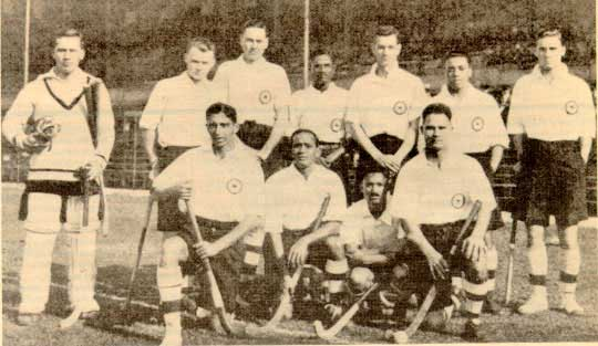 The Indian Hockey Team of 1928
