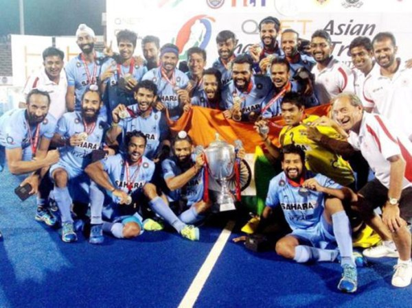 Indian Hockey Team Gives Us The Best Diwali Gift By ...