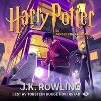 Harry Potter og fangen fra Azkaban - J.K. Rowling