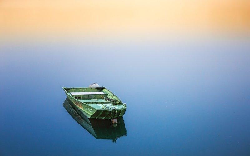 Een RIB boot ideaal voor op het water!