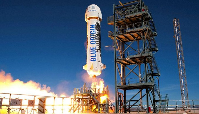 Jeff Bezos' Blue Origin Rocket charge $300k for a trip into space