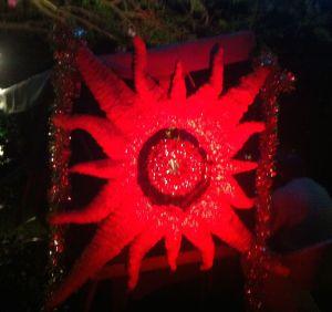 sun-sculpture