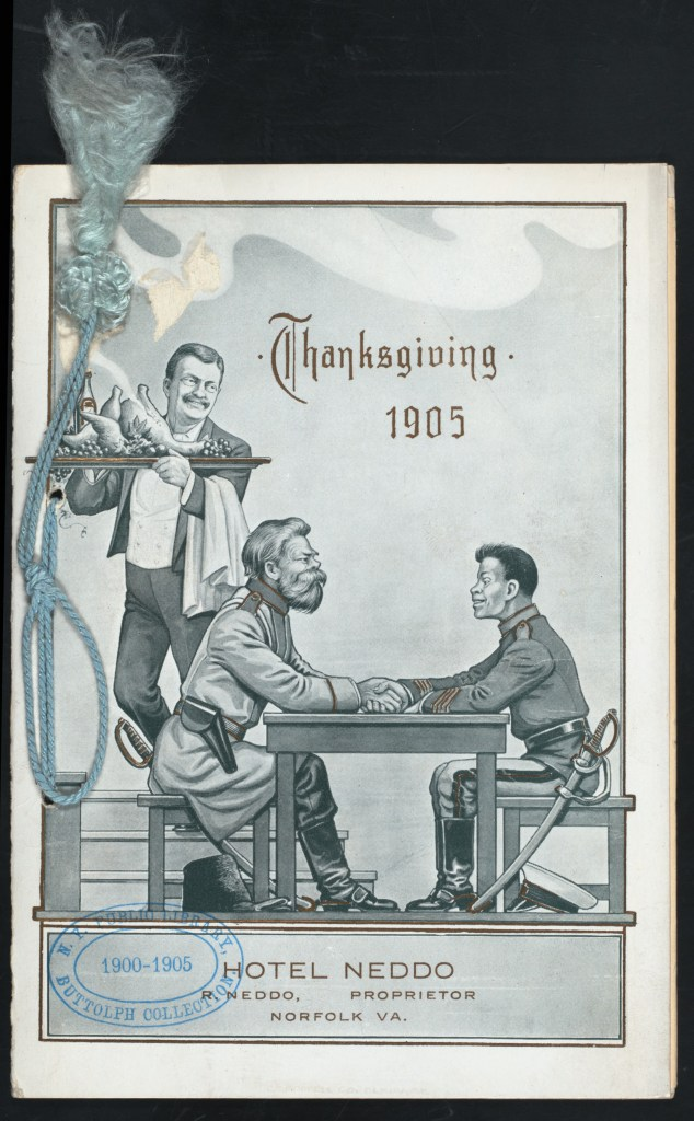 Two Thanksgiving Day Gentlemen