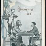 Two Thanksgiving Day Gentlemen