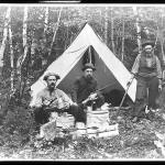 A Tent in Agony (A Sullivan County Tale)