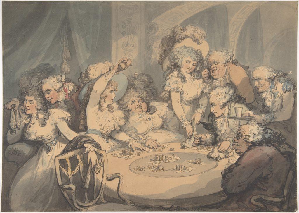 The Generous Gambler