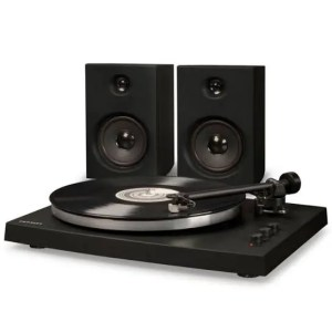 Unleashing the Sound | Turntable and Speaker system