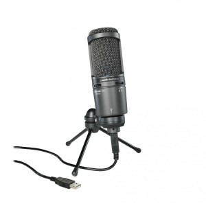Stothers Music and HiFi Microphone
