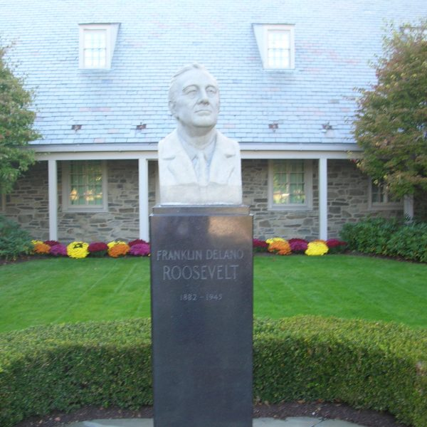 FDR Library and Museum, Hyde Park, New York