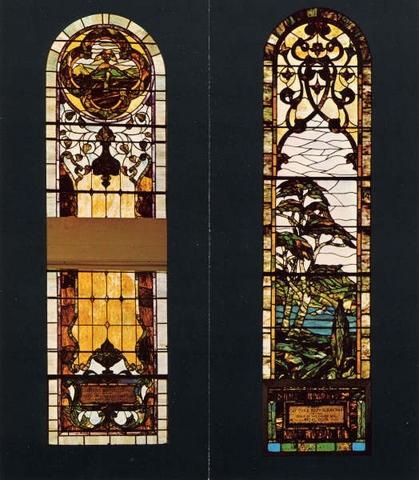 Stoutenburgh Memorial Windows, Hyde Park, NY
