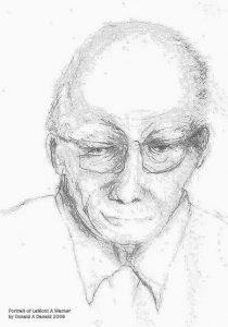 Portrait LaMont Warner by Donald A Danald 2009