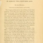Men and Things in Albany Two Centuries Ago
