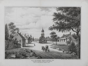 Old Reformed Dutch Church - 1776