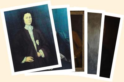Portrait Exhibit Icon