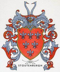 Stoutenburgh Family Crest