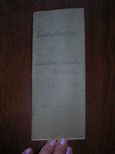 Early History of Stoutenburgh Family