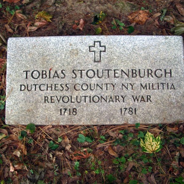 Tobias Stoutenburgh, Dutchess County, New York, Militia, Revolutionary War, 1718 - 1781