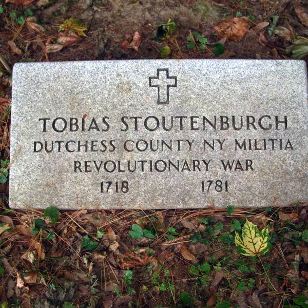 Tobias Stoutenburgh, Dutchess County, New York, Militia, Revolutionary War, 1718 - 1781