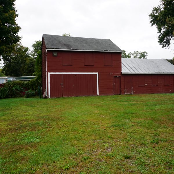 William Stoutenburgh Historic Homesite Barn
