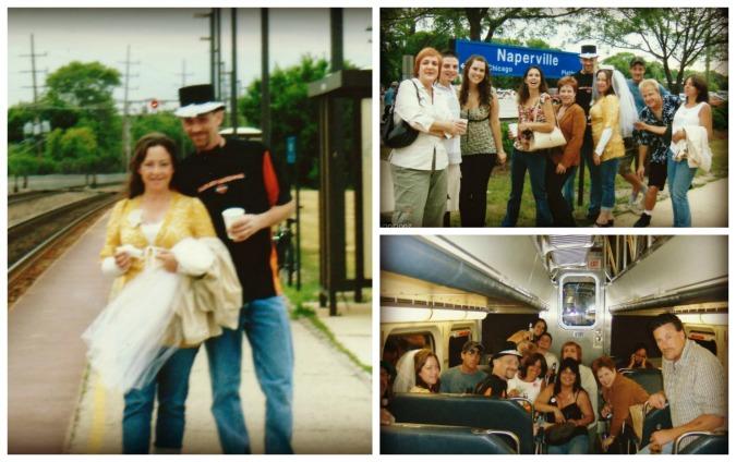 Bachelor-Bachelorette-Co-Ed Train Party