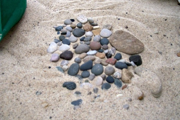 Collected rocks- Warren Dunes Michigan-StowandTellU