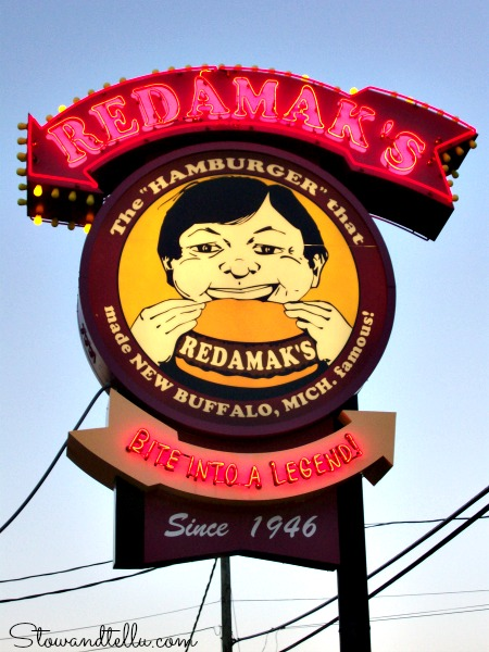 Redamak's-Michigan-Rte12