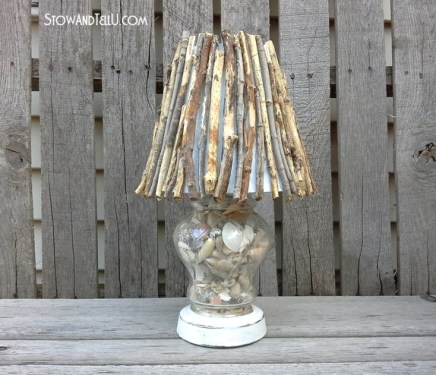 diy-twig-lamp-shade-beach-coastal-decor