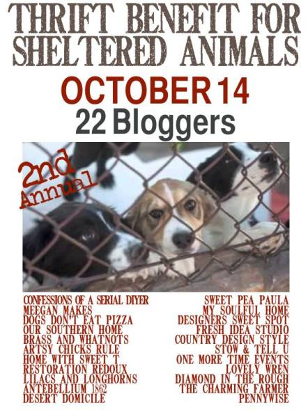 Thrift-Benefit-Sheltered-Animals-Link-Party
