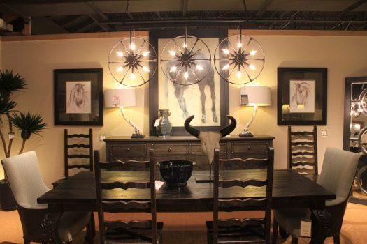 wooden furniture set dining room