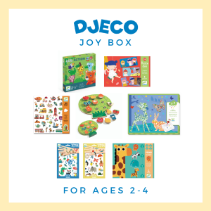 Joy Box for Ages 2-4