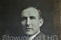photo of Rev. Seton