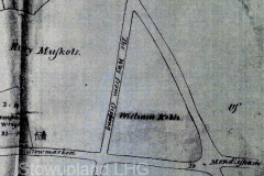 1580-sketch-map-showing-location-of-Watchbench-lane